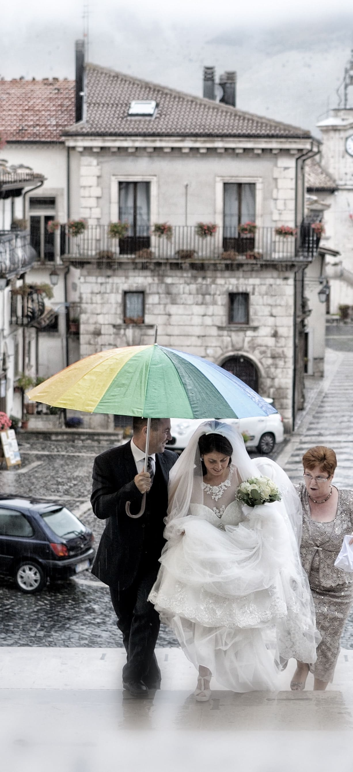 reportage matrimonio a roma